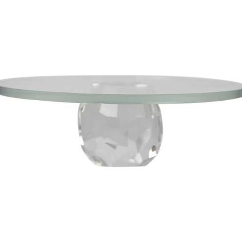Storm Cake Stand clear