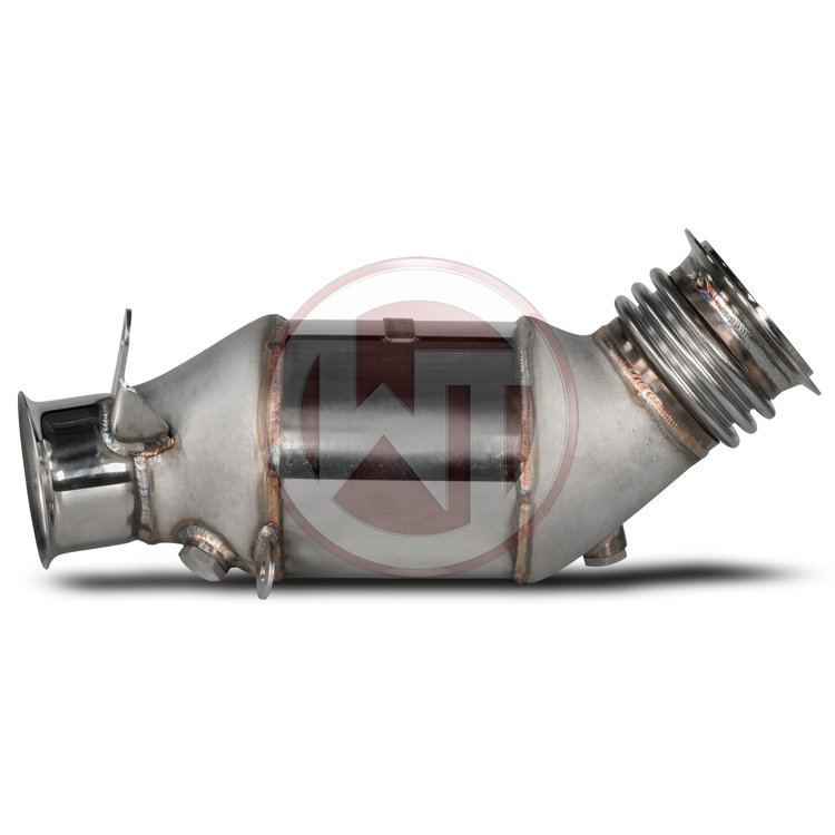 """BMW N55 F-series Wagner """"catless"""" downpipe"""