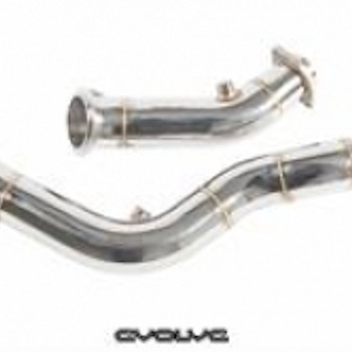 "Evolve 3"" BMW M3 & M4 Downpipes S55"