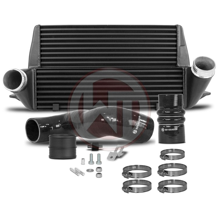 BMW N54 Wagner Comp. Intercooler Kit EVO3 BMW E82 E90