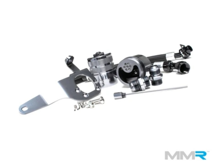 MMR BMW N55 F20 F22 F87 OIL CATCH CAN KIT (Oljefälla) (M2, M135I & M235I
