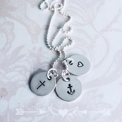 Tro Hopp Kärlek på vårt sätt