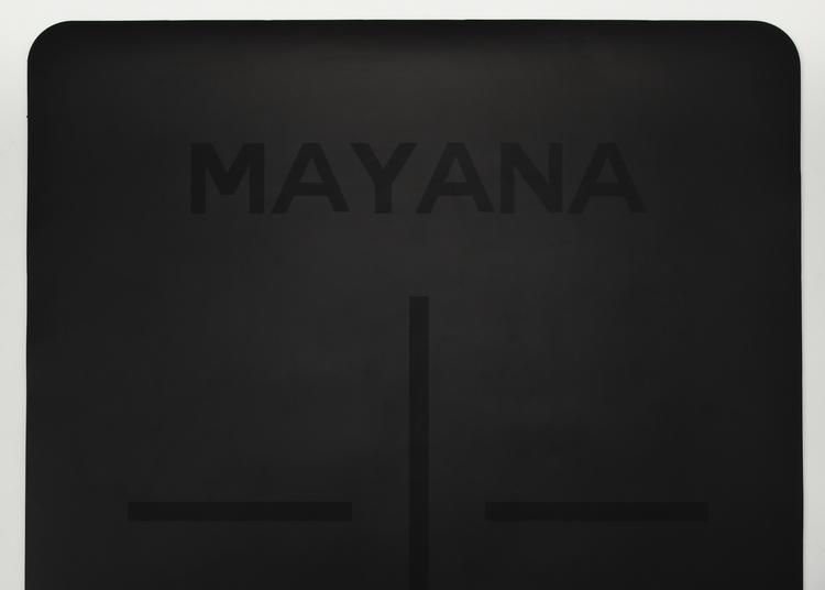 Yogamatta MAYANA  5 mm premium antislip