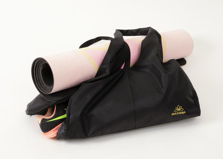 Väska med skoförvaring