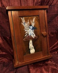 Faerie Key Cabinet