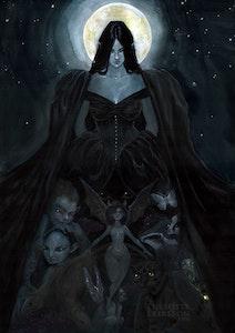'Night' Print