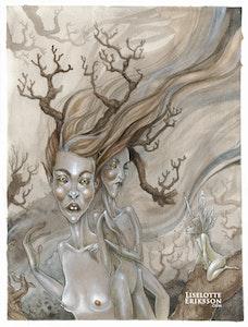 'Trees' Print