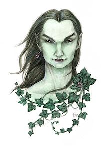 'Elf' Print