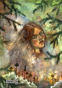 'Troll Girl' Print
