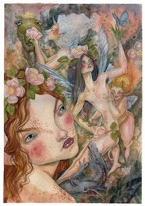 'Rosa Canina' Print