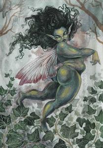 'Ivy Fae' Print
