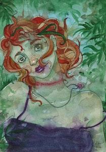 'Jennifer' Original Painting