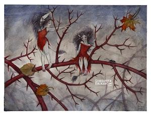 'Thorns' Print