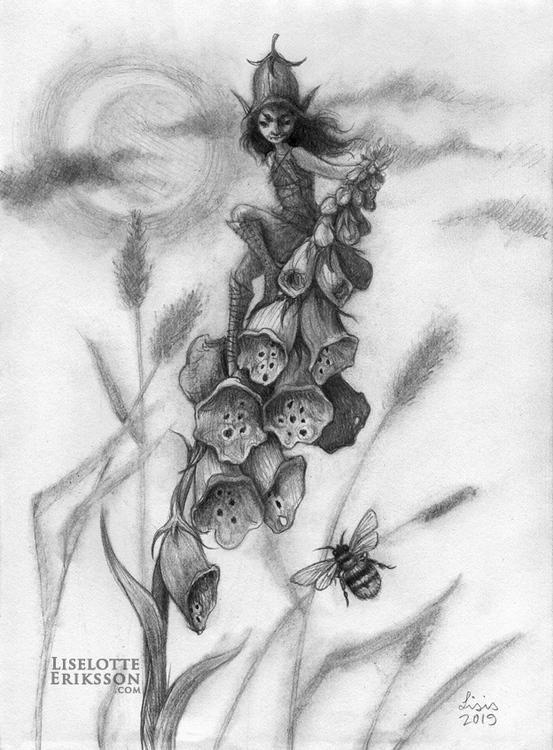'Windy Night' Print