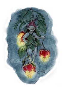 'Lanterns' Print