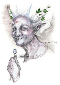 'Godmother' Original Drawing