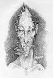 'Forest Spirit' Original Drawing