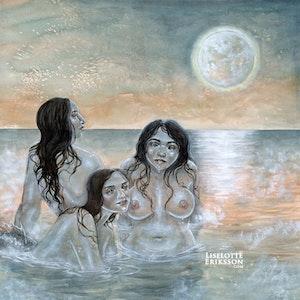 'Mermaid Trio' Print