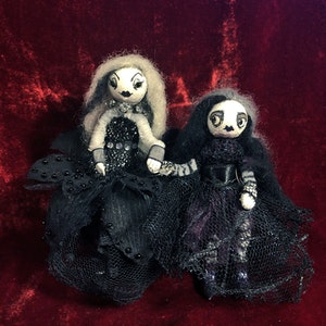 Gothic Princess Art Dolls