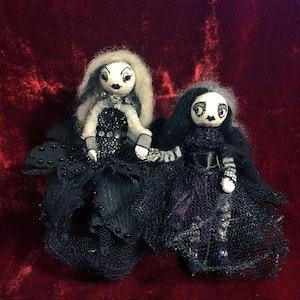 Gothic Princess Art Dolls