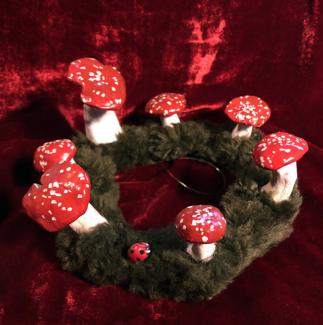 'Faerie Ring' Decoration/Crown