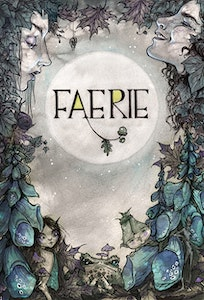 'FAERIE' Cover Print