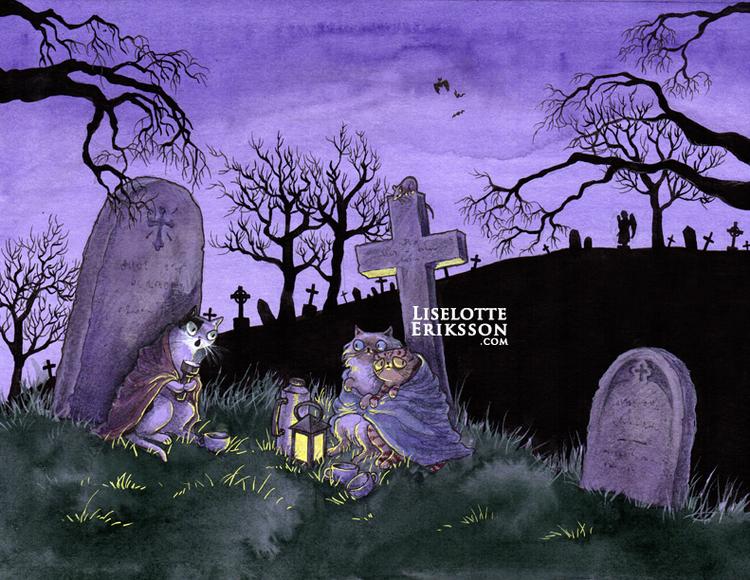 'Ghost Stories' Print