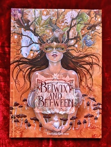 'Betwixt And Between' hardcover book