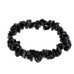 PARTI 20 ST Chips - Armband Obsidian