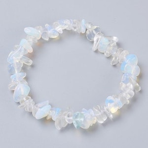 Chips - Armband Opalite