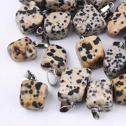 Berlock Dalmatian Jaspis