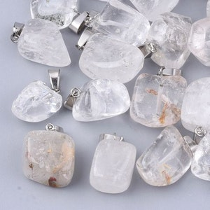Berlock Bergskristall