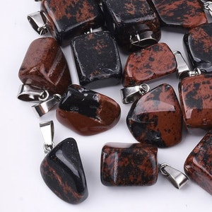 Berlock Mahogany Obsidian