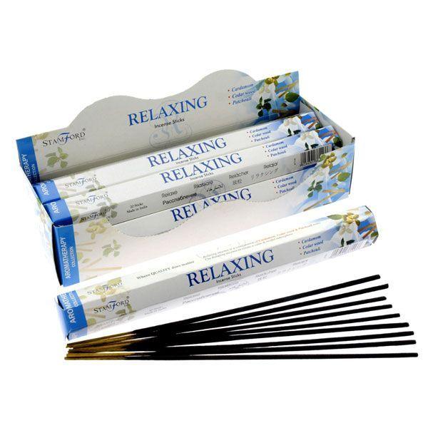 Aromaterapi Rökelse Stickor - Avslappning