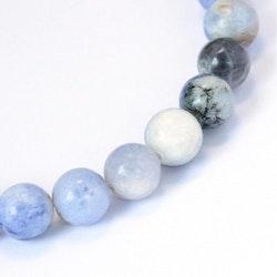 Pärlor Sodalit 6mm