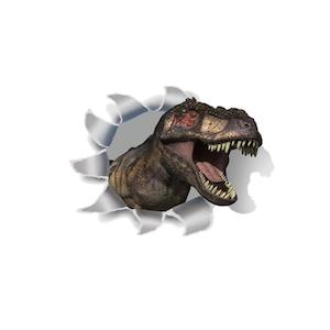 Vägg stickers Dinosaurie , I LAGER MAJ