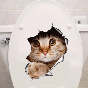 Vägg stickers Katt, I LAGER MAJ
