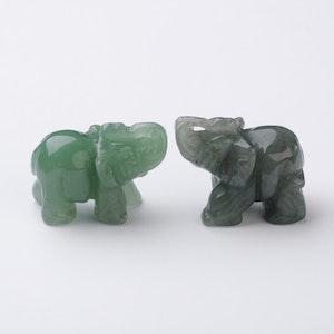 Elefant Aventurin, I LAGER OKTOBER