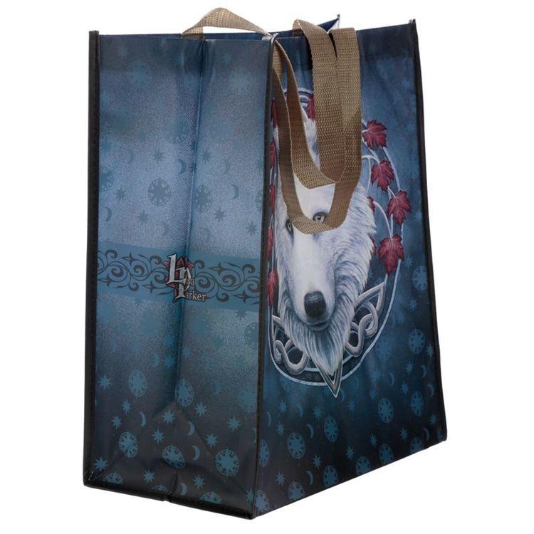 "Lisa Parker design "" Guardian of the Fall ""  Shoppingväska"