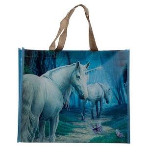 "Lisa Parker design "" The Journey Home "" Shoppingväska"