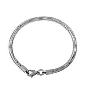 """"""" Snake"""" Armband Rostfritt stål 316L"""