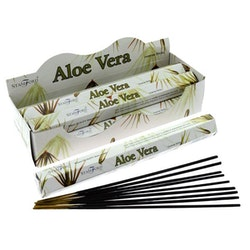 Aromaterapi Rökelse Stickor - Aloe Vera