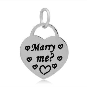 """Berlock """" Marry me """", UTFÖRSÄLJNING"""