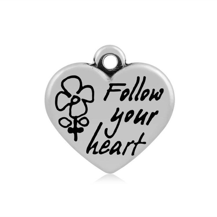 """Berlock """" Follow your heart"""", UTFÖRSÄLJNING"""