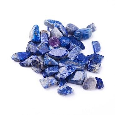 Dekorationssten Lapis lazuli , 100 gram