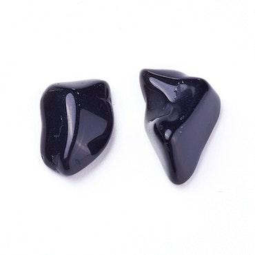 Dekorationssten Obsidian, 100 gram