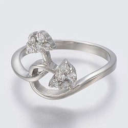 Cubik Zirconia Ring