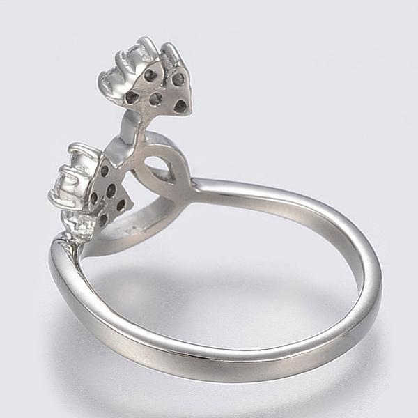 Cubik Zirconia Ring, UTFÖRSÄLJNNG !