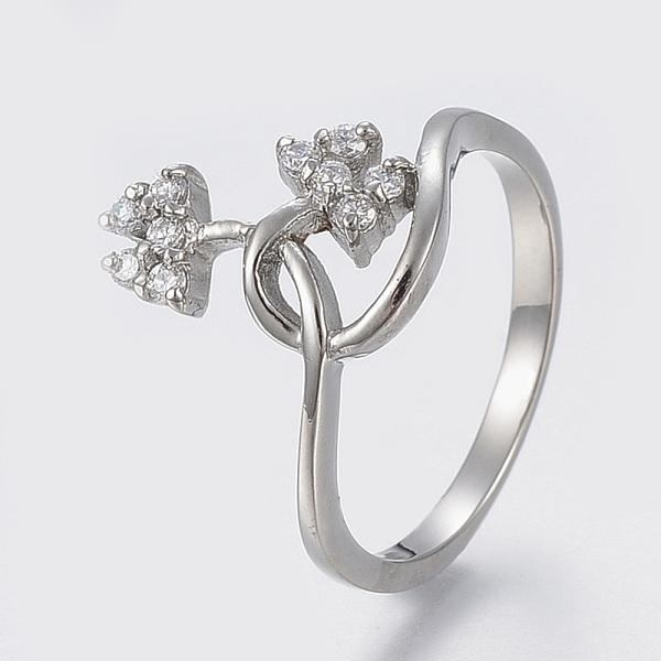 Cubik Zirconia Ring