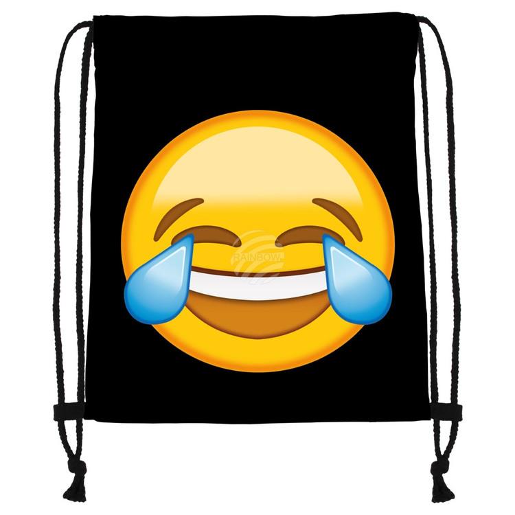 """Gym bag Emoticon """" lol """""""